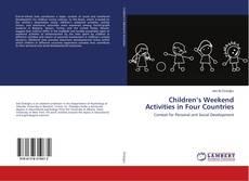 Portada del libro de Children's Weekend Activities in Four Countries