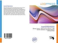 Leonid Bartenev kitap kapağı