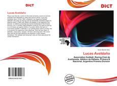 Lucas Aveldaño kitap kapağı
