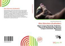 Bookcover of Alex Sánchez (Outfielder)