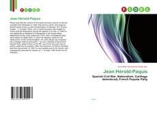 Обложка Jean Hérold-Paquis