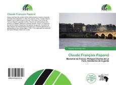 Portada del libro de Claude François Paparel