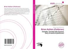Brian Ashton (Politician)的封面