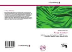 Anke Behmer的封面