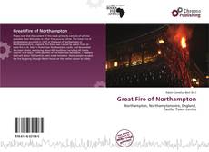 Couverture de Great Fire of Northampton
