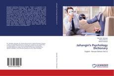 Jahangiri's Psychology Dictionary kitap kapağı