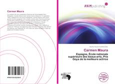 Bookcover of Carmen Maura