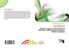 Anni Biechl kitap kapağı
