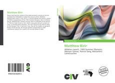 Bookcover of Matthew Birir
