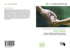 Couverture de Julie Croteau