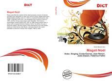 Buchcover von Magali Noël