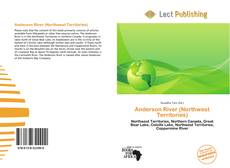 Bookcover of Anderson River (Northwest Territories)