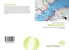 Bookcover of Kagloryuak River