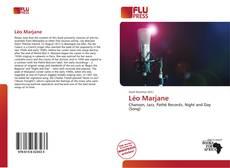 Capa do livro de Léo Marjane
