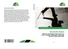 Kenneth Adam的封面
