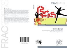 Bookcover of Émilie Simon
