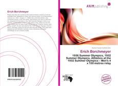Buchcover von Erich Borchmeyer