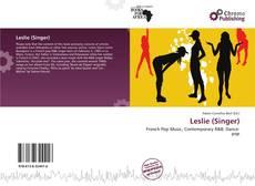 Leslie (Singer)的封面