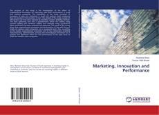 Обложка Marketing, Innovation and Performance