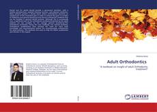 Bookcover of Adult Orthodontics