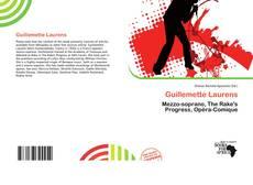 Guillemette Laurens kitap kapağı