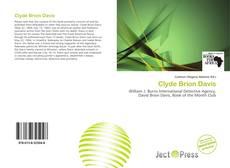 Couverture de Clyde Brion Davis