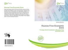 Buchcover von Kaunas Free Economic Zone