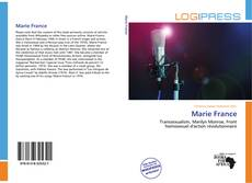 Bookcover of Marie France