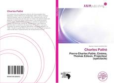 Bookcover of Charles Pathé