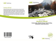Bookcover of Hudson Strait