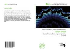 Bookcover of Jorun Erdal