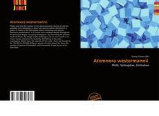 Bookcover of Atemnora westermannii