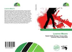Обложка Leanne Moore