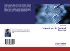Bookcover of Introductory to Essential Genetics