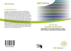 Lisette de Brinon kitap kapağı