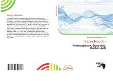 Bookcover of Harry Houdini