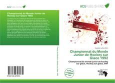 Bookcover of Championnat du Monde Junior de Hockey sur Glace 1992