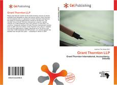 Обложка Grant Thornton LLP