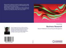 Bookcover of Business Research