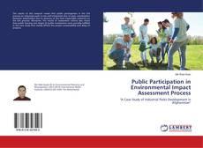 Portada del libro de Public Participation in Environmental Impact Assessment Process