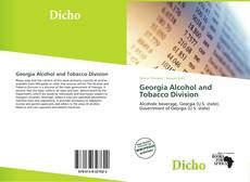 Portada del libro de Georgia Alcohol and Tobacco Division