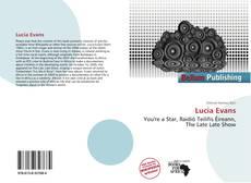 Portada del libro de Lucia Evans