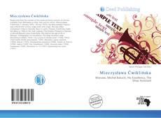 Buchcover von Mieczysława Ćwiklińska