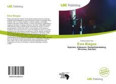 Bookcover of Ewa Biegas