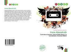 Bookcover of Irene Abendroth