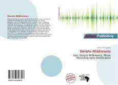 Dorota Miśkiewicz的封面