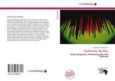 Capa do livro de Gabriela Kulka