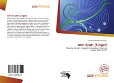 Portada del libro de Ann Scott (Singer)