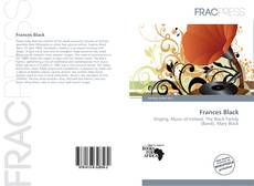 Capa do livro de Frances Black