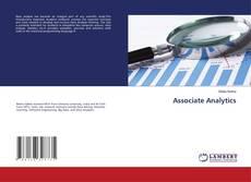 Buchcover von Associate Analytics